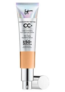 IT Cosmetics CC+ Color Correcting Full Coverage Cream SPF 50+