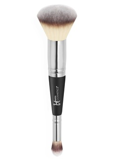 IT Cosmetics Heavenly Luxe Dual Airbrush Concealer and Foundation Brush