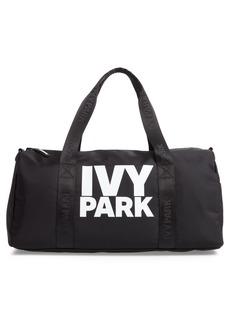 IVY PARK® Logo Gym Duffel Bag