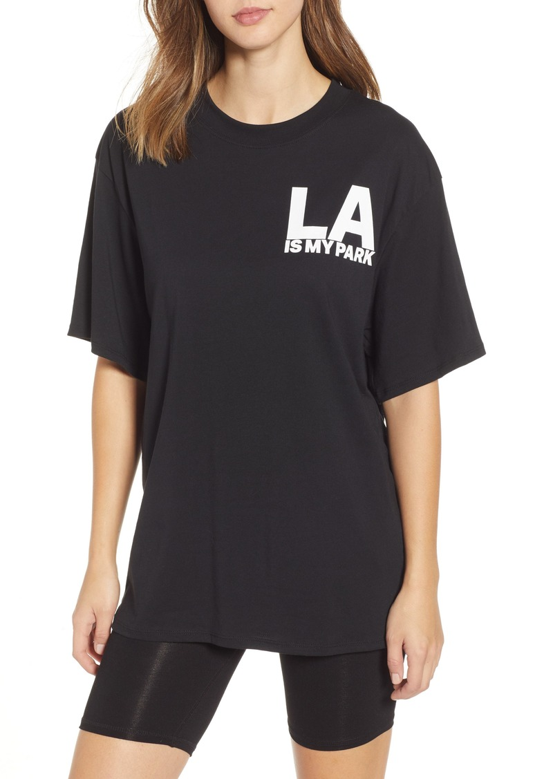 IVY PARK® On The Run LA Tee