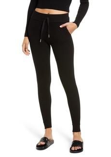 IVY PARK® Ribbed Jogger Pants