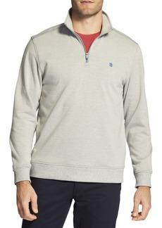 IZOD Advantage Performance Quarter-Zip Fleece Sweater