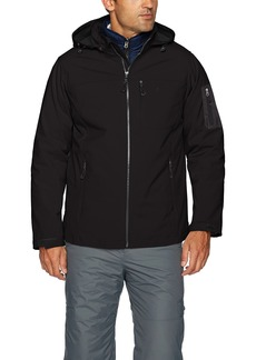 IZOD Men's 3-In-1 Soft-Shell Systems Jacket  S