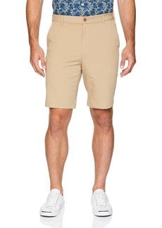 IZOD Men's Advantage Flat Front Short