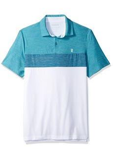 IZOD Men's Advantage Performance Active Polo