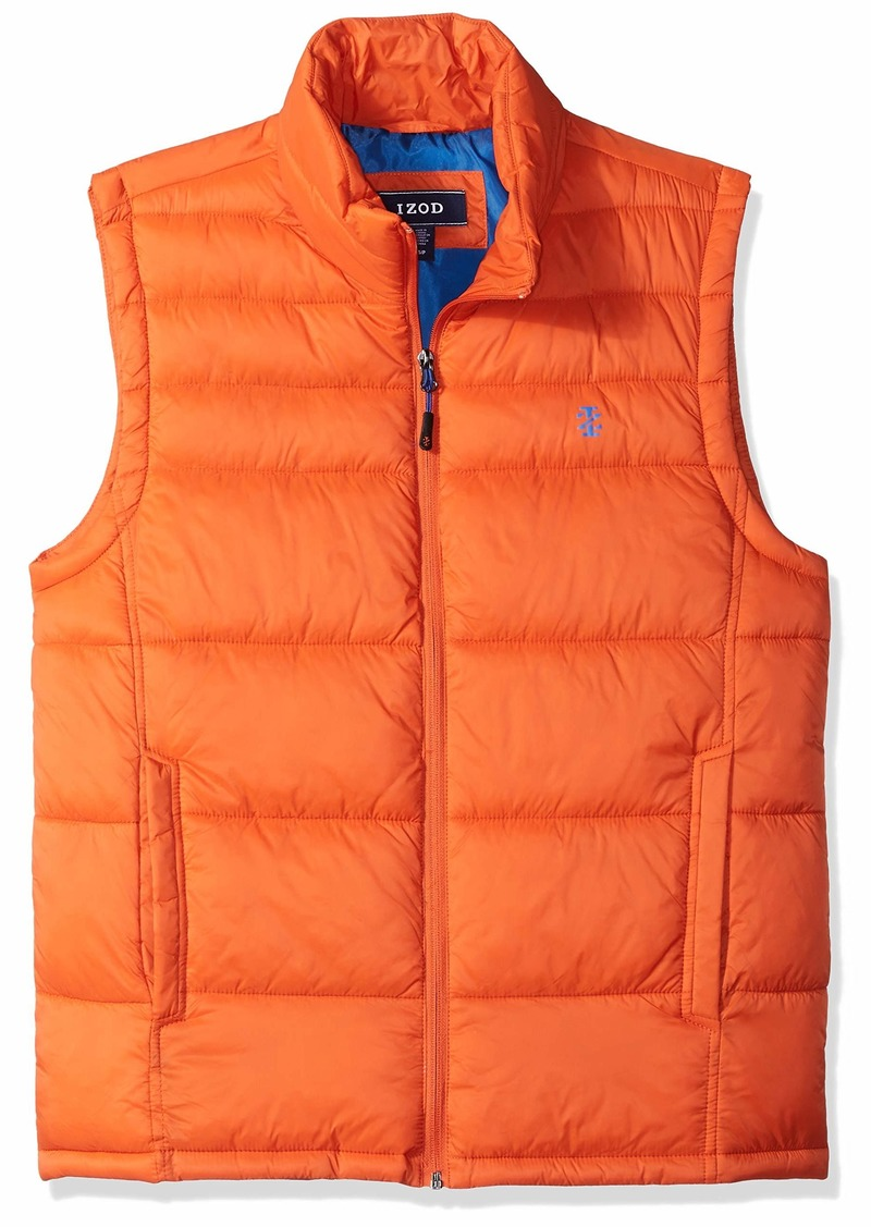 IZOD Men's Advantage Performance Puffer Vest koi