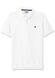 IZOD Men's Advantage Performance Slim Pique Polo Shirt  X-Large