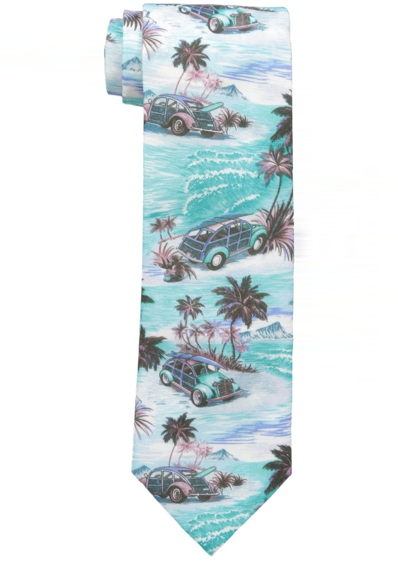 Izod Men's Beach Day Tie