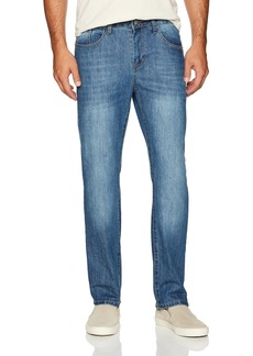 IZOD Men's Comfort Stretch Relaxed Fit Jean  30x32