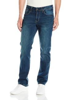 IZOD Men's Comfort Stretch Straight Fit Jean  38Wx30L