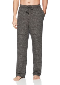 IZOD Men's Cotton Space Dye Waffle Knit Pant