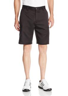 IZOD Men's Flat Front Basic Golf Cargo Short