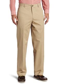 IZOD Men's Flat Front Madison Pant