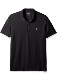IZOD Men's Golf Title Holder Short Sleeve Polo  L