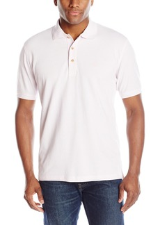 IZOD Men's Newport Oxford Solid Short Sleeve Polo  2X-Large