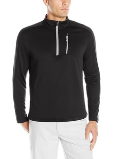 IZOD Men's Performance Golf 1/4 Zip Shirt