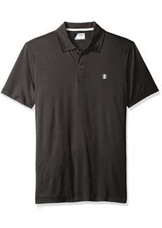 IZOD Men's Performance Golf Cutline Stretch Polo