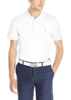 IZOD Men's Performance Golf Grid Polo
