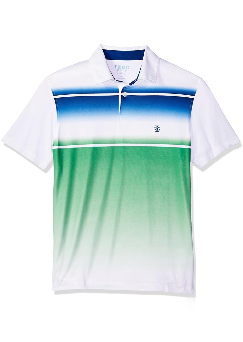 Sale Izod Izod Mens Performance Golf Polo