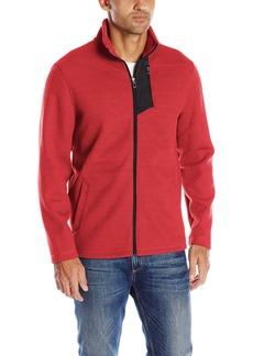 IZOD Men's Performance Shaker Fleece Jacket  2X-Large