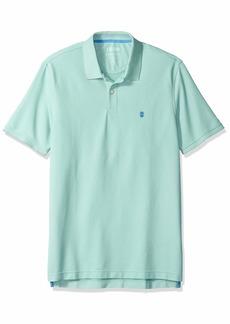 IZOD Men's Regular Fit Advantage Performance Solid Polo Shirt
