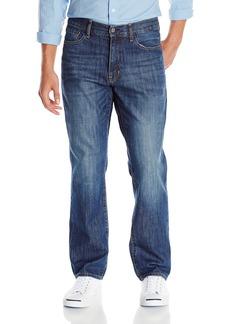 IZOD Mens Regular Fit Straight Leg Jean