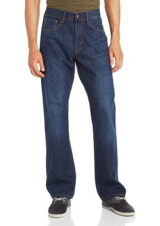 Izod Men's Relaxed Fit Jean  40Wx30L
