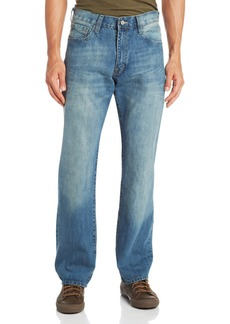 IZOD Men's Relaxed Fit Jean  42Wx30L