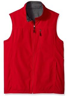 IZOD Men's Reversible Vest