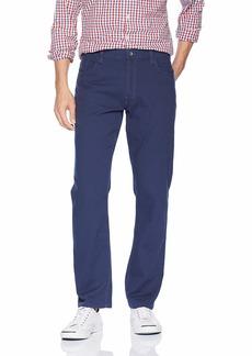 IZOD Men's Saltwater Straight Fit Five Pocket Pant  29W X 32L