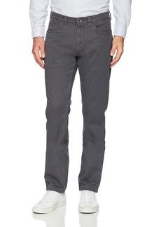 IZOD Men's Saltwater Straight Fit Five Pocket Pant  36W X 30L