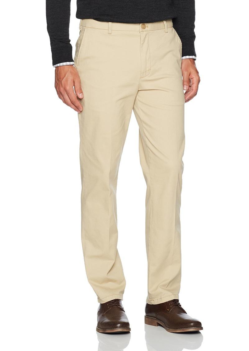 Izod IZOD Men's Saltwater Stretch Straight Fit Pant 34W X ...