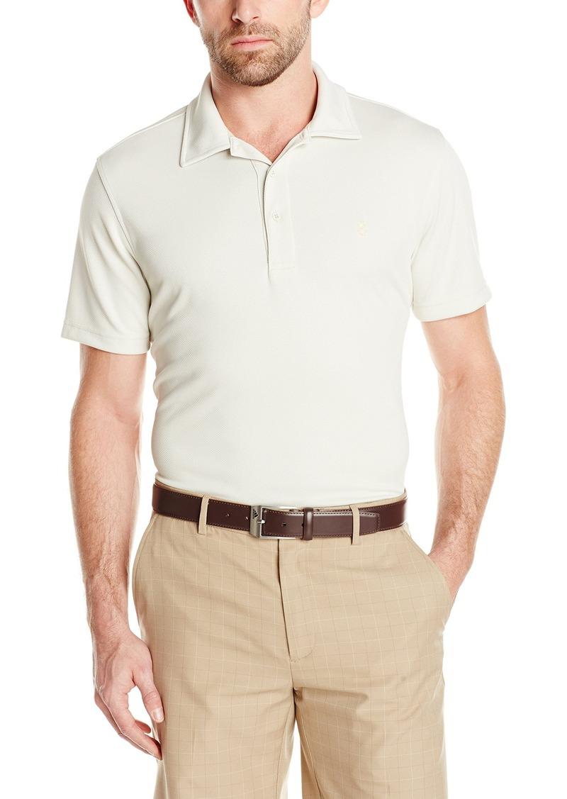 IZOD Men's Short-Sleeve Surfcaster Solid Polo Shirt