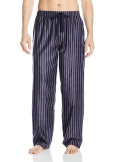IZOD Men's Yarn Dye Woven Pajama Pant  3X-Large