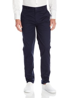IZOD Uniform Young Men's Flat Front Twill Pant-Straight Fit  32x34