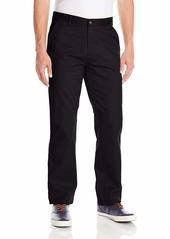 IZOD Uniform Men's Classic Fit Flat Front Twill Pant  40x30