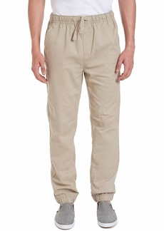 IZOD Uniform Men's Young Stretch Jogger Pant