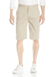 IZOD Uniform Young Men's Flat Front Short