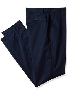 IZOD Uniform Young Men's Flat Front Twill Pant-Straight Fit  28x30
