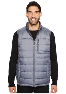 Izod Reversible Insulated Vest with Rip-Stop Nylon
