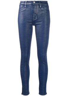 J Brand denim-look leggings