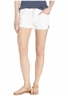 J Brand 1044 Mid-Rise Shorts in Blanc
