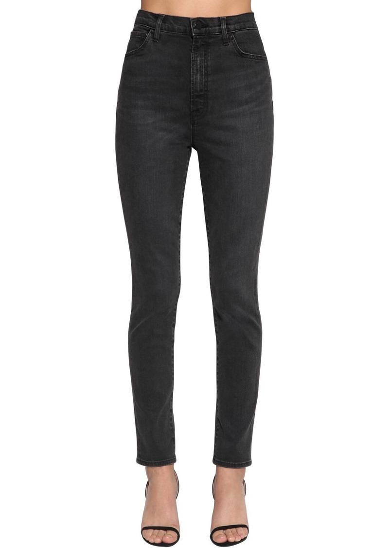 J Brand 1212 Runway Super High Straight Jeans