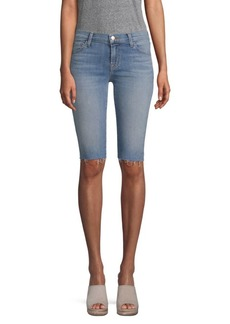 J Brand 811 Bermuda Denim Shorts
