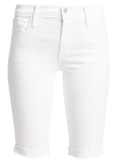 J Brand 811 Denim Bermuda Shorts