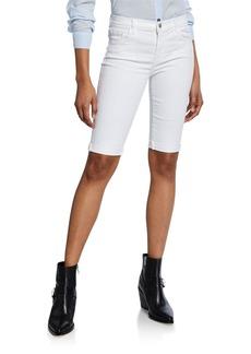 J Brand 811 Rolled Bermuda Shorts