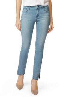 J Brand 811 Step Hem Skinny Jeans