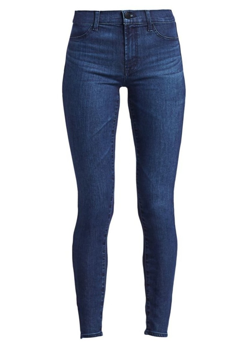 J Brand 925 Organic Cotton-Blend Jeggings