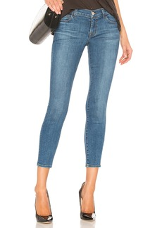 9326 Low Rise Crop Skinny Jean
