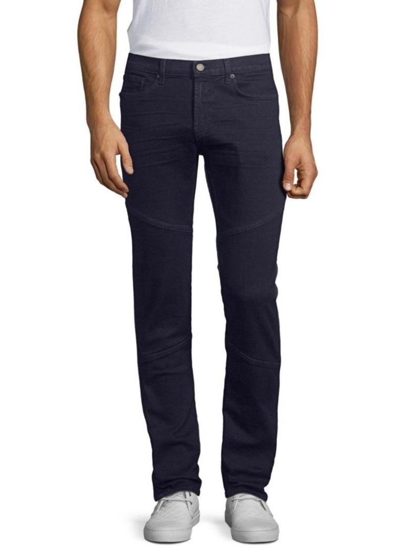 J Brand Acidus Moto Slim-Fit Jeans